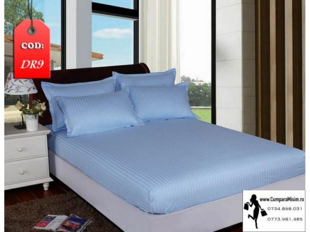lenjerie-de-pat-dublu-din-damasc-linear-bleu-cu-6-piese-fabricat-la-pucioasa-cod-dr9-produs-original-3369-800x600